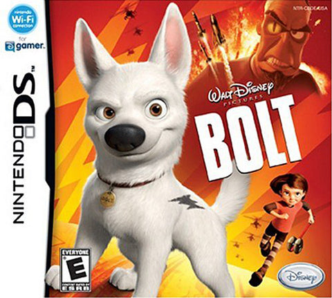 Disney's Bolt (DS) DS Game
