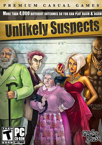 Unlikely Suspects (PC) PC Game