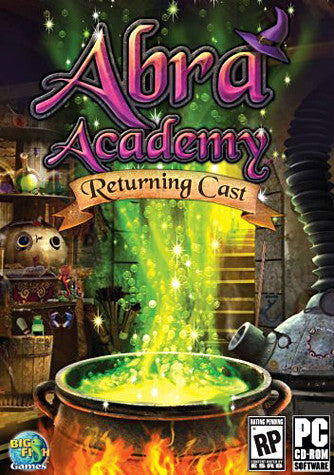 Abra Academy - Returning Cast (PC) PC Game