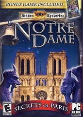 Hidden Mysteries Notre Dame - Secrets In Paris (Bonus Game: Civil War) (PC)