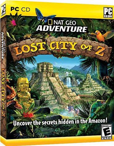 National Geographic - Lost City of Z (PC) PC Game