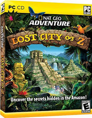 National Geographic - Lost City of Z (PC)