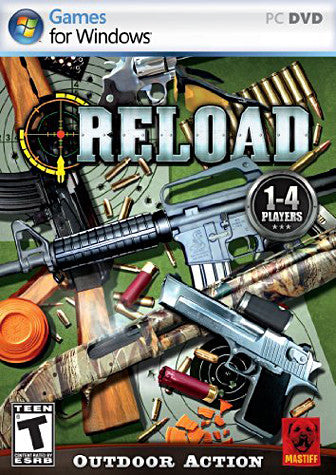 Reload - Target Down (PC) PC Game