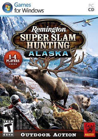 Remington Super Slam Hunting - Alaska (PC) PC Game