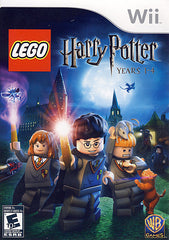 LEGO Harry Potter - Years 1-4 (NINTENDO WII)