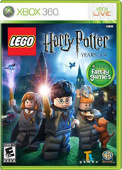 LEGO Harry Potter - Years 1-4 (XBOX360)