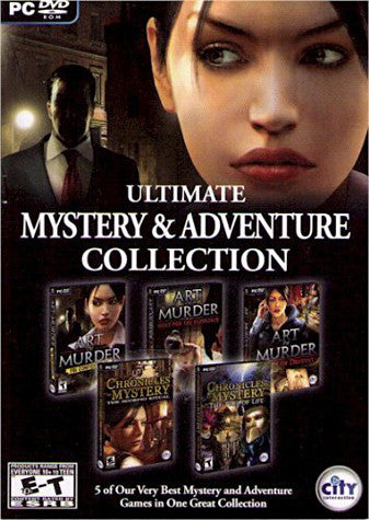 Ultimate Mystery And Adventure Collection (PC) PC Game