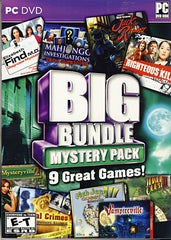 Big Bundle Mystery Pack - 9 Great Games! (PC)
