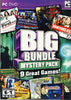 Big Bundle Mystery Pack - 9 Great Games! (PC) PC Game
