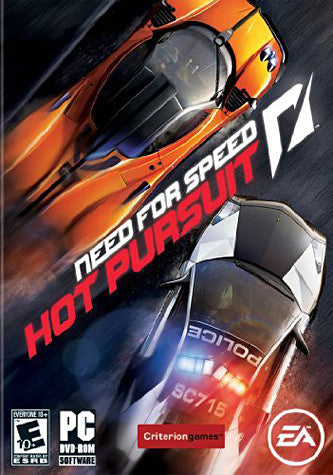 Need for Speed - Hot Pursuit (Limited Edition) (PC) PC Game