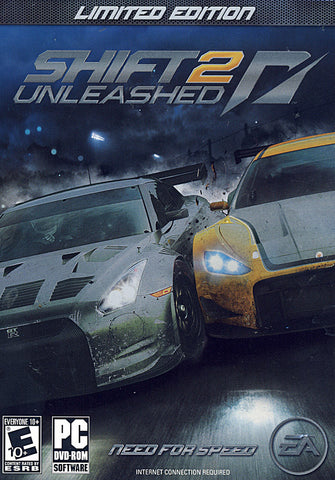 Shift 2 - Unleashed (Limited Edition) (PC) PC Game
