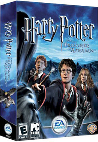 Harry Potter and the Prisoner of Azkaban (PC) PC Game