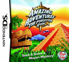 Amazing Adventures - The Forgotten Ruins (DS)