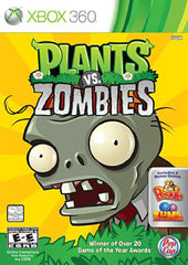 Plants Vs. Zombies (XBOX360)