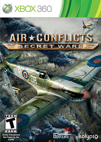 Air Conflicts - Secret Wars (XBOX360) XBOX360 Game