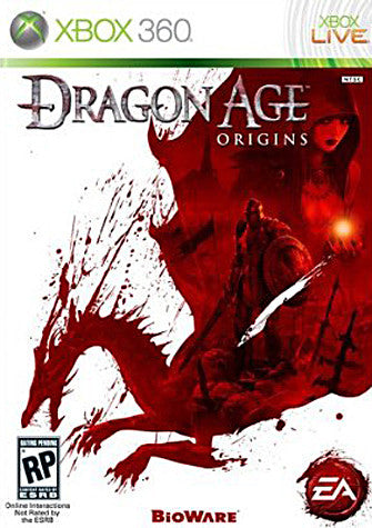 Dragon Age - Origins (French Version Only) (XBOX360) XBOX360 Game