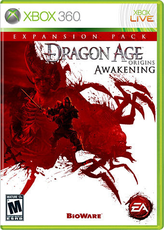 Dragon Age - Origins Awakening (French Version Only) (XBOX360) XBOX360 Game