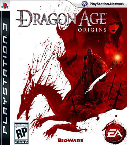 Dragon Age - Origins (French Version Only) (PLAYSTATION3) PLAYSTATION3 Game