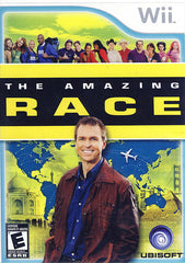 The Amazing Race (NINTENDO WII)