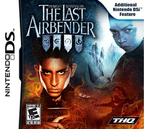 The Last Airbender (DS) DS Game
