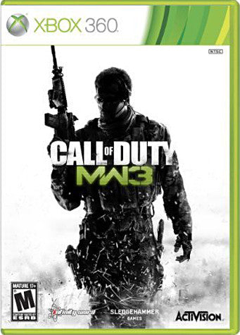 Call of Duty - Modern Warfare 3 with DLC Collection 1 (XBOX360) XBOX360 Game