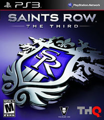 Saint's Row - The Third (PLAYSTATION3)