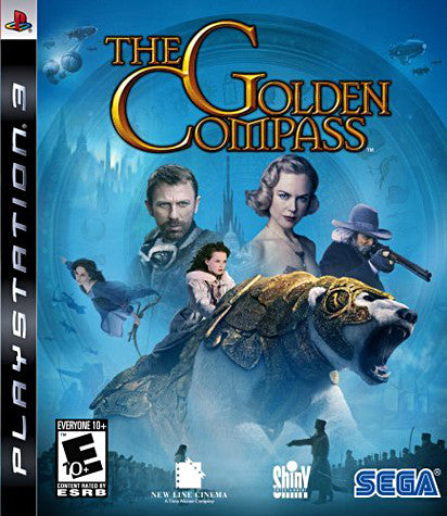 The Golden Compass (PLAYSTATION3) PLAYSTATION3 Game