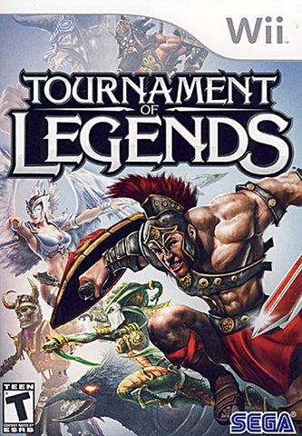Tournament of Legends (NINTENDO WII) NINTENDO WII Game