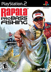 Rapala Pro Bass Fishing 2010 (Limit 1 copy per client) (PLAYSTATION2)