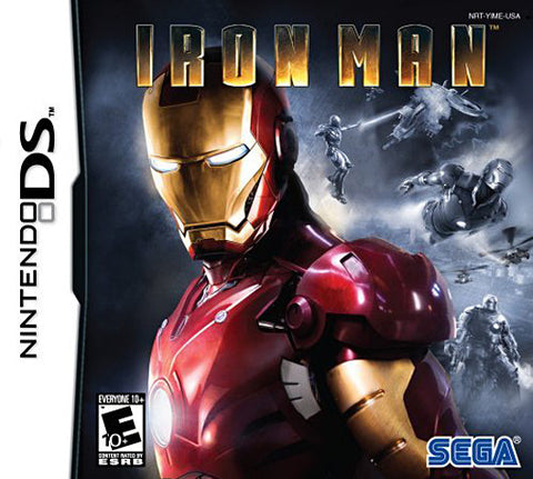 Iron Man (DS) DS Game