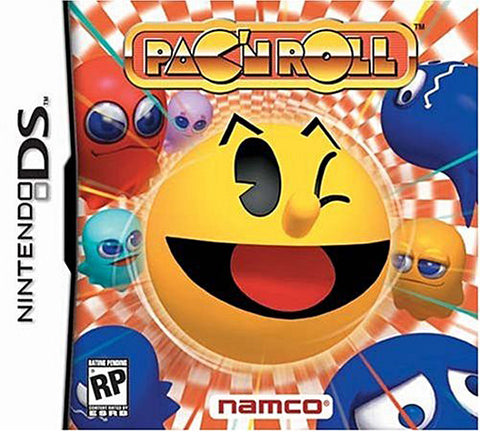 Pac n Roll (DS) DS Game
