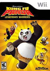 Kung Fu Panda - Legendary Warriors (NINTENDO WII)