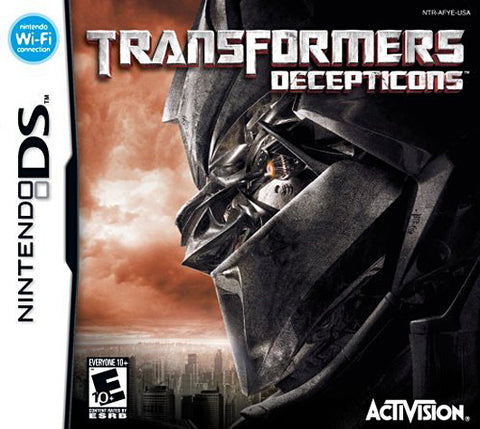 Transformers - Decepticons (DS) DS Game