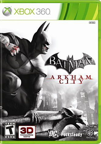 Batman - Arkham City (XBOX360) XBOX360 Game