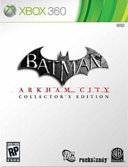 Batman - Arkham City (Collector's Edition) (XBOX360)