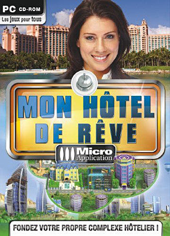 Mon Hotel de Reve (French Version Only) (PC) PC Game