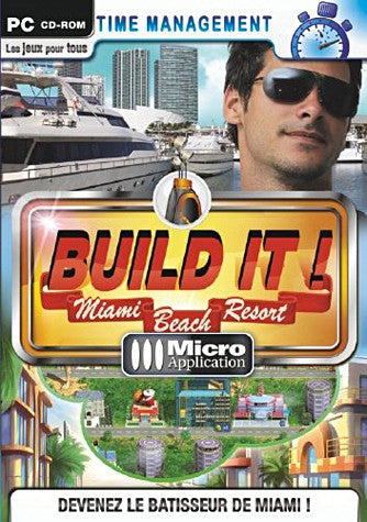 Build It - Miami Beach Resort (French Version Only) (PC) PC Game