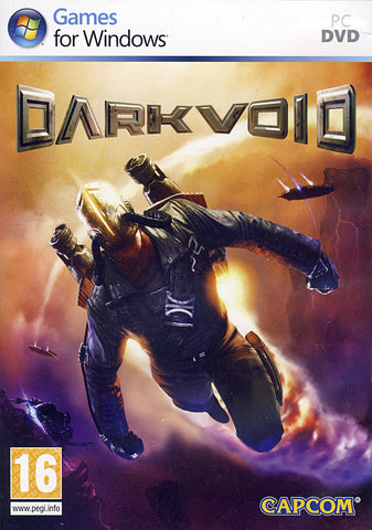 Dark Void (French Version Only) (PC) PC Game