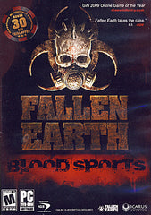 Fallen Earth - Bloodsports (PC)