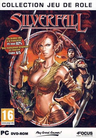 Silverfall (French Version Only) (PC) PC Game
