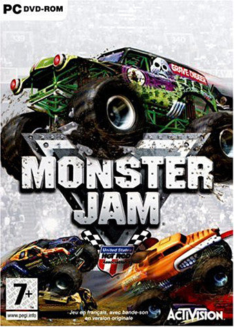 Monster Jam (French Version Only) (PC) PC Game