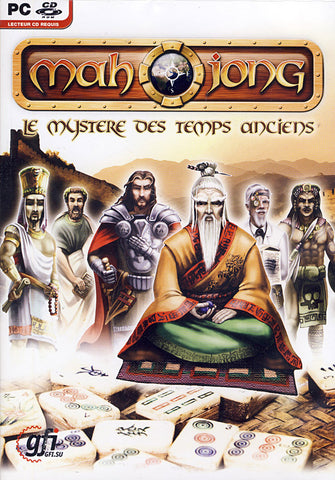 Mahjong - Le Mystere Des Temps Anciens (French Version Only) (PC) PC Game