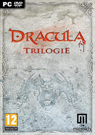 Dracula Trilogie (French Version Only) (PC) PC Game