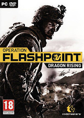 Operation Flashpoint - Dragon Rising (French Version Only) (PC) PC Game