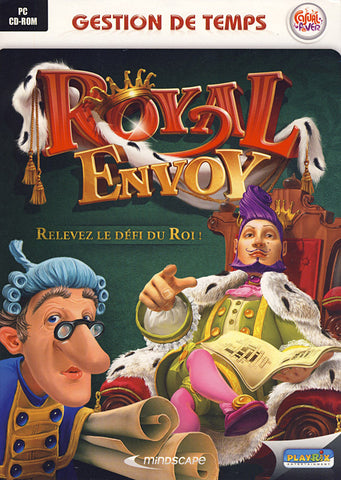 Royal Envoy - Relevez Le Defi Du Roi (French Version Only) (PC) PC Game