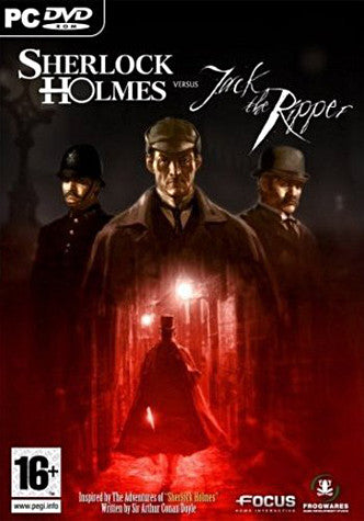 Sherlock Holmes vs Jack L'Eventreur (French Version Only) (PC) PC Game