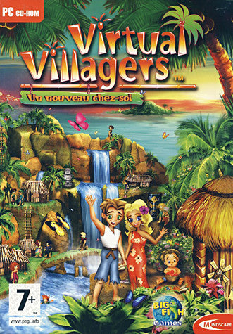 Virtual Villagers - Un Nouveau Chez-Soi (French Version Only) (PC) PC Game
