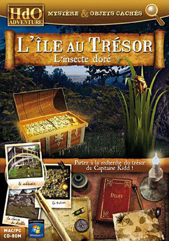 Ile au tresor - L'insecte dore (French Version Only) (PC) PC Game