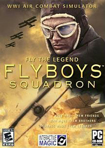 Flyboys Squadron (PC) PC Game
