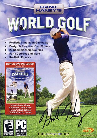 Hank Haney - World Golf 2011 (PC) PC Game